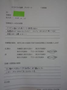ミラドライ A・Mさん 治療1週間後 滋賀大津石山院
